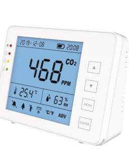 CO2 Messgerät für Schulen und Büros