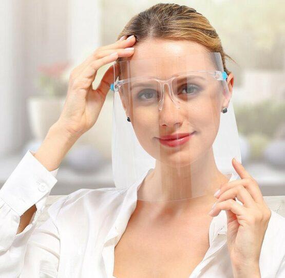 Coronavirus Gesichtsschutz Schutzvisier