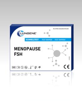 Menopause FSH Schnelltest