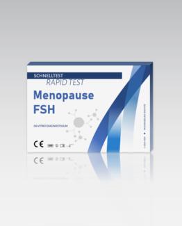 FSH Menopause - Wechseljahre Selbsttest