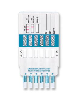 Multi Drogentest - 12 Drogenarten