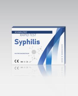 Syphilis Selbsttest